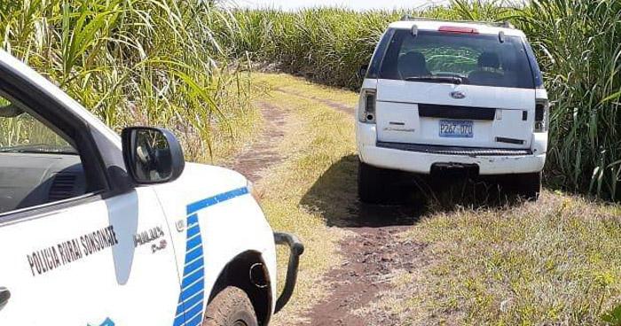 Localizan vehículo que fue reportado como robado el 30 de agosto