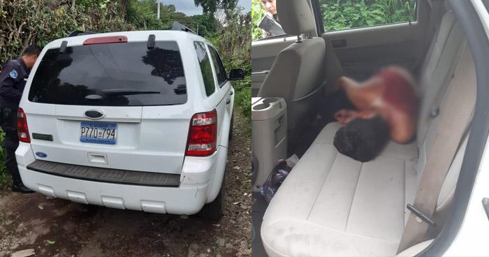 Encuentran muerto a uno de los pandilleros que emboscaron a patrulla en Chalchuapa