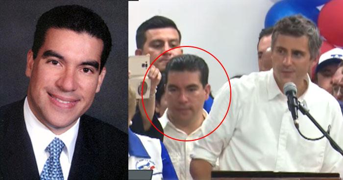 Dentro de los 3 aspirantes a fiscal general, continua Raul Melara, candidato vinculado a ARENA