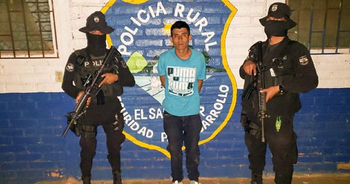 Capturan a pandilleros que delinquían en el occidente del país