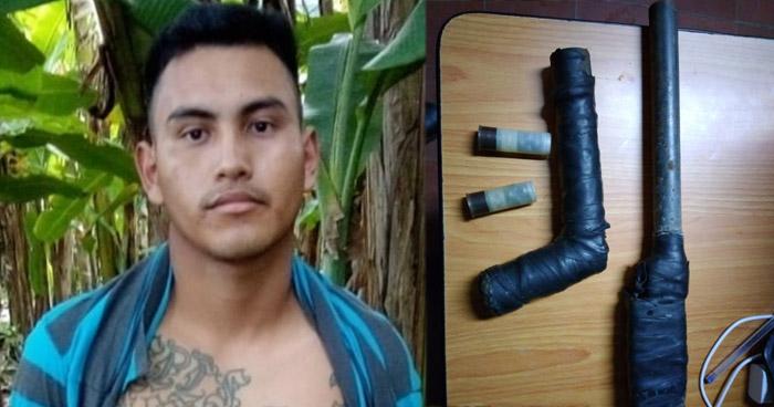 Capturan a pandillero implicado en asesinato de agente supernumerario en Sonsonate