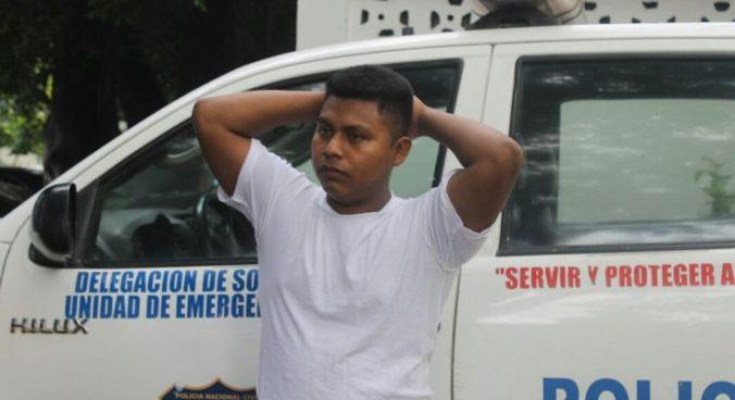 """Arrestan a pandillero de los """"más buscados"""" reclamado por extorsión y homicidio"""