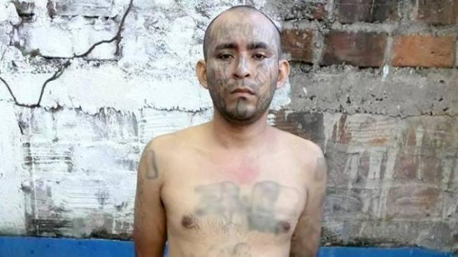 """Capturan a """"El Bala"""" palabrero de pandilla en Zacatecoluca"""