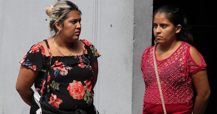 Mujeres que intentaron introducir droga en chilaquilas a bartolinas serán procesadas en libertad