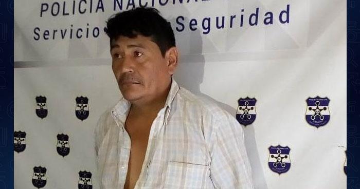 Nicaragüense fue capturado por hurtar 10 celulares durante el carnaval de San Miguel