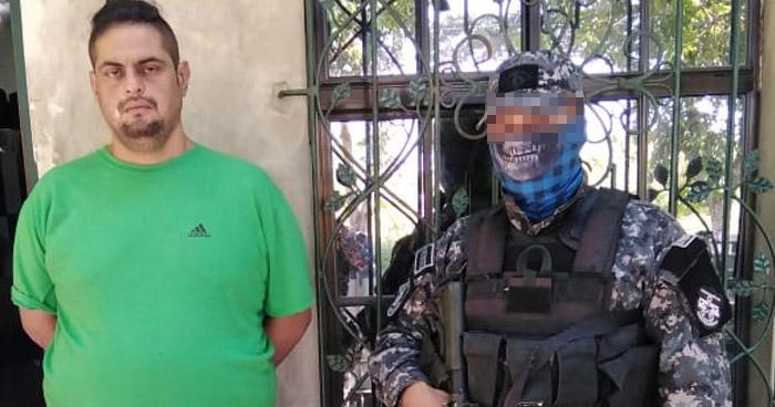Capturan a distribuidor de drogas en colonia San José de Soyapango