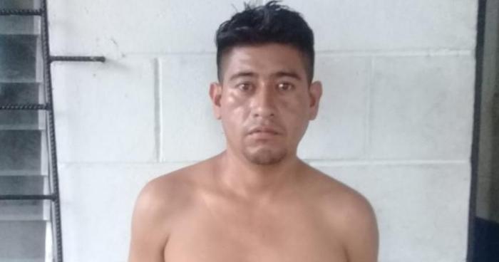 Capturan a extorsionista de comerciantes de Olocuilta, en La Paz