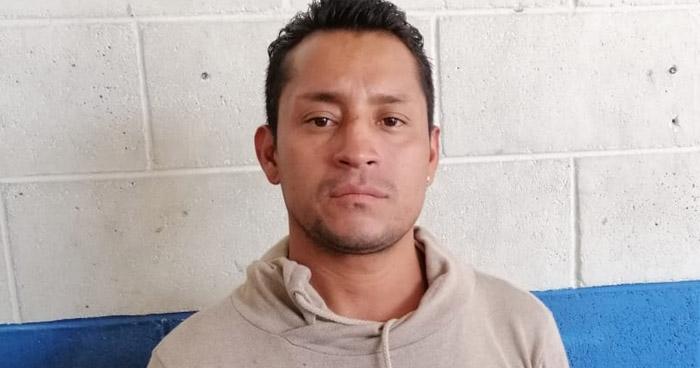 Capturado tras cometer un robo en San Salvador