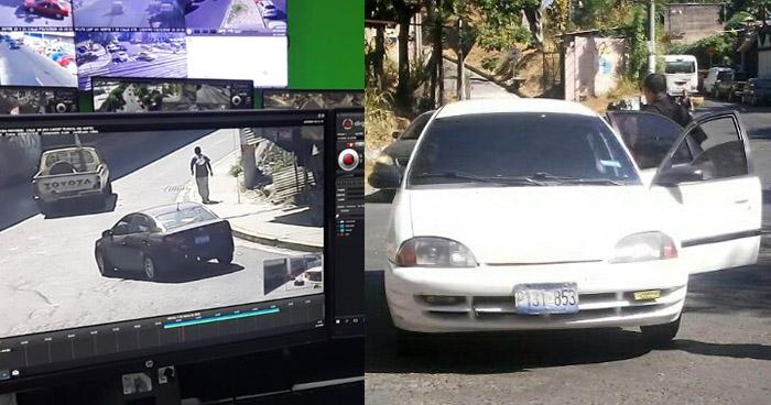 Ubican por medio de video vigilancia a sujeto que robaba en Mejicanos