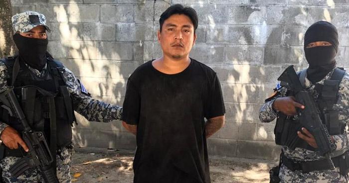 Capturan en Soyapango a pandillero acusado de asesinar a dos personas