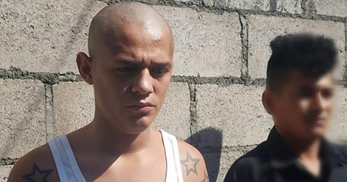 Arrestan a pandillero que lesionó con arma blanca a su pareja en Usulután