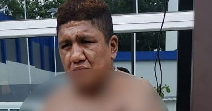 Pandillero capturados con más de 100 porciones de drogas