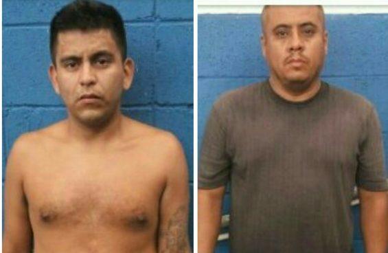 Detienen a sujetos acusados de privación de libertad en el centro de San Salvador