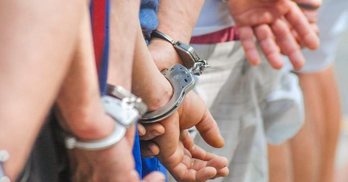 Capturan a 5 delincuentes que operaban en San Salvador, La Libertad y Santa Ana