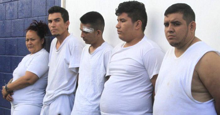 Rescatan a jóvenes privados de libertad por pandilleros en Ayutuxtepeque