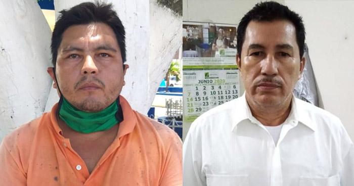 Capturados por violación y acoso sexual en Chalatenango
