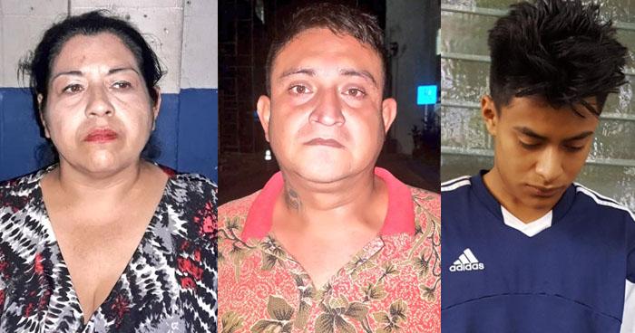 Capturan a distribuidores de drogas y a una mujer por dos casos de estafa