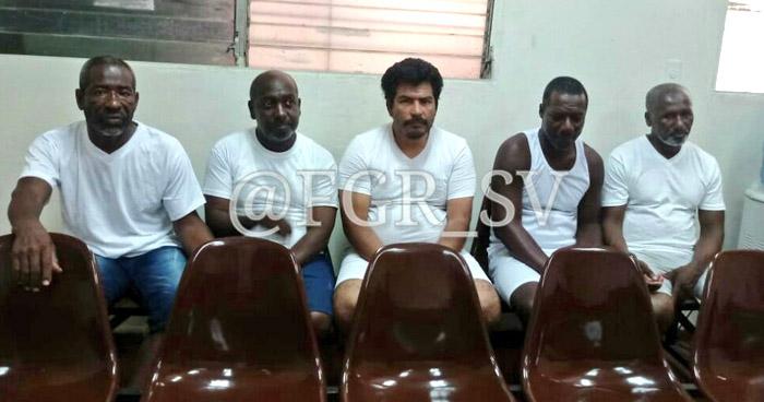 Detención provisional para narcotraficantes que transportaban 6.3 toneladas de cocaína