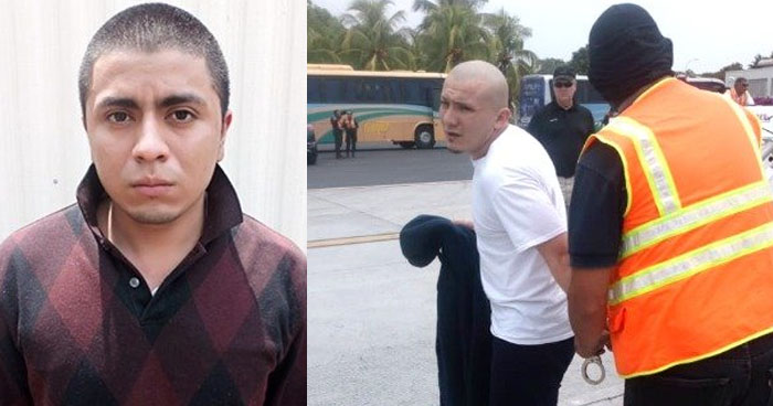 Interpol captura a delincuentes en Aeropuerto Internacional