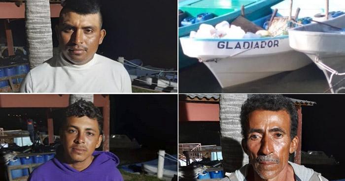 Detectan restos de cocaína en embarcación guatemalteca