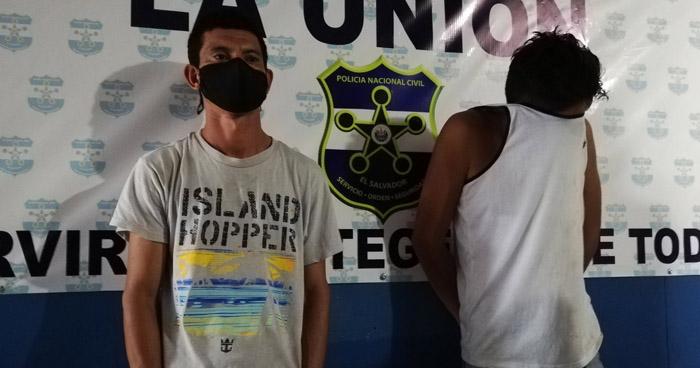 Detenidos con droga en Nueva Esparta, La Unión