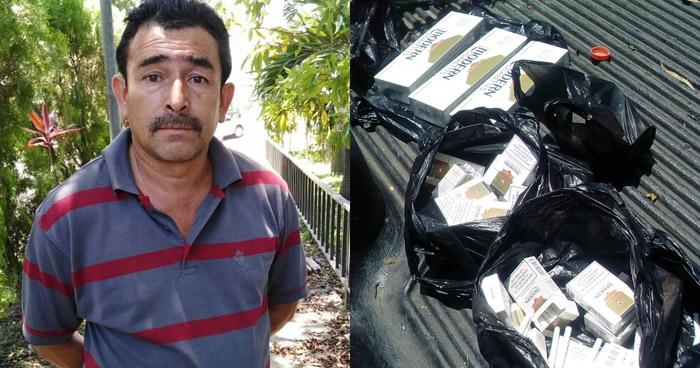 Operativo en Mercado Central deja ilícitos incautados y a un persona capturada