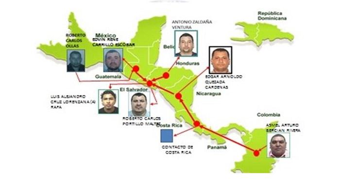 Condenan a cabecilla de narcotráfico a 1,455 años de cárcel