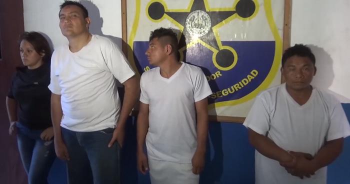 Pandilleros fueron capturados luego de atacar a policías durante un operativo