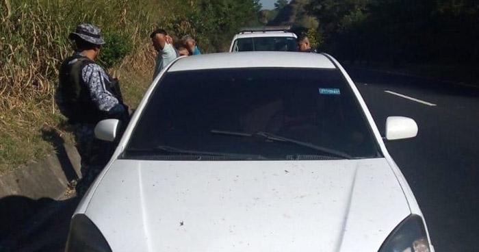 Detienen en carretera de Oro a guatemaltecos que robaron $6,000 a una víctima