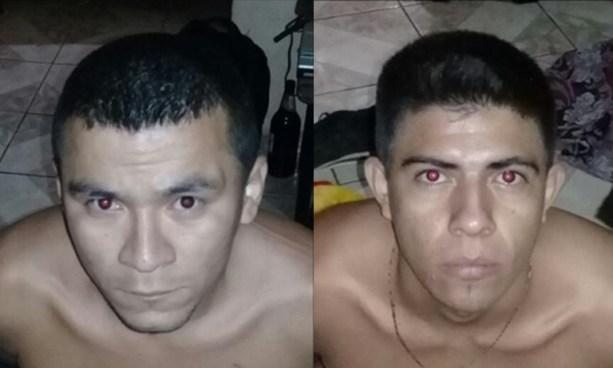 Capturan a dos pandilleros en San Miguel por tráfico de drogas y organizaciones terroristas