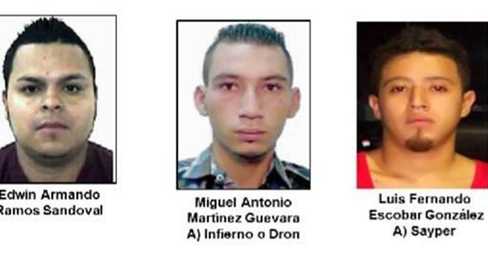 Capturan a involucrados en asesinato de policías en Santa Ana