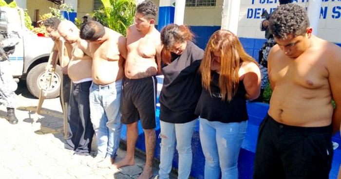 Rescatan con vida a conductor de UBER secuestrado por pandilleros en Soyapango