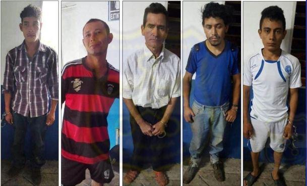 Capturan a 13 delincuentes por los delitos de feminicidio y violaciones en la zona norte del país