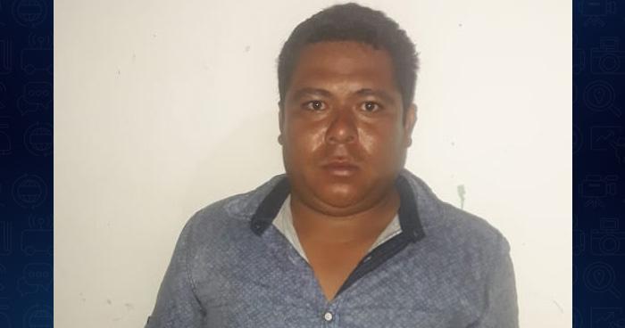 Detienen a sujeto por intentar matar a 2 policías en San Vicente