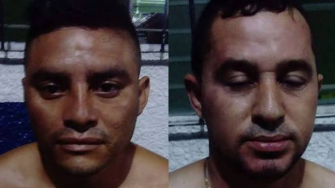 La FES captura a dos pandilleros que movilizaban armas y drogas en La Unión