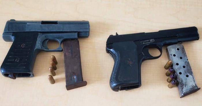 Capturan a pandilleros armados que delinquían en Cuscatancingo