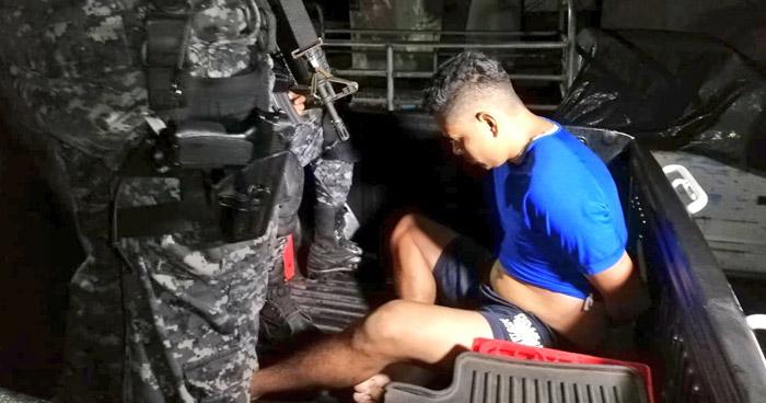 Capturan a pandilleros que asesinaron 30 personas en Ilopango y San Martín