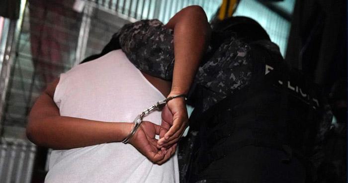 Capturan a cabecilla de pandilla que delinquían en San Pedro Perulapán