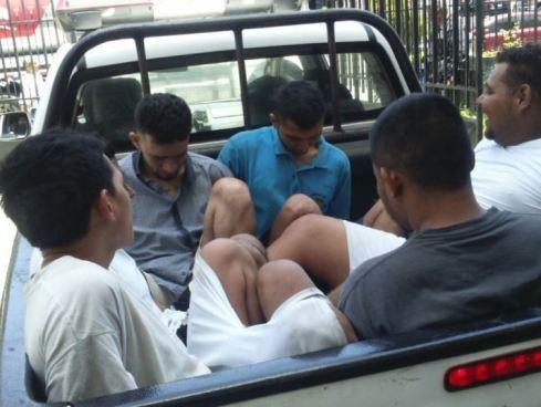 Capturan a pandilleros que mataron a hermano de un agente de la PNC