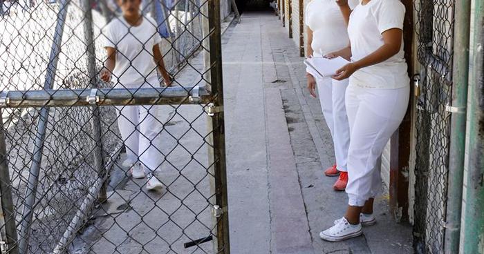Juzgado ordenó quitar estado de emergencia en Cárcel de Mujeres