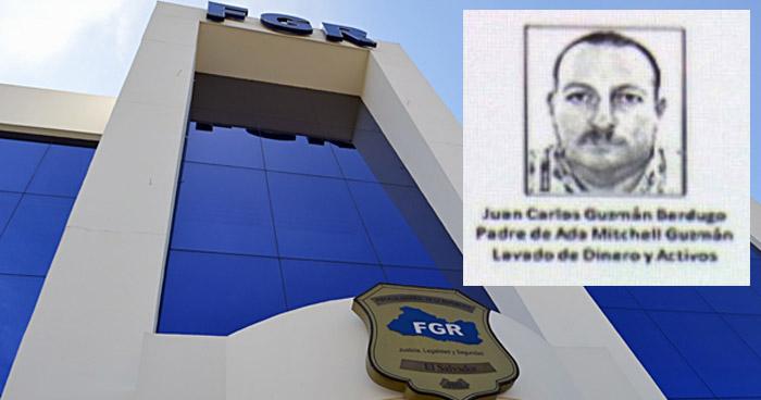 Fiscalía solicita extradición de suegro de Mauricio Funes por lavado de dinero y de activos