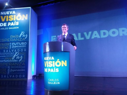 Carlos Calleja lanza su nuevo proyecto y confirma su candidatura para elecciones internas con ARENA