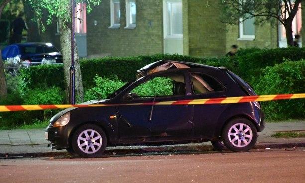 Explosión de coche bomba en Suecia