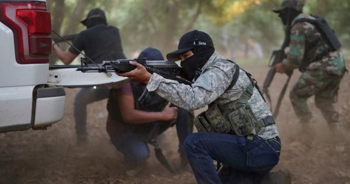 Cárteles mexicanos están utilizando drones con explosivos para atacar a las fuerzas de seguridad