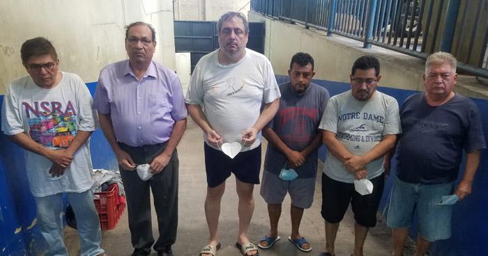 Capturados por beneficiarse ilegalmente con más de $93.000