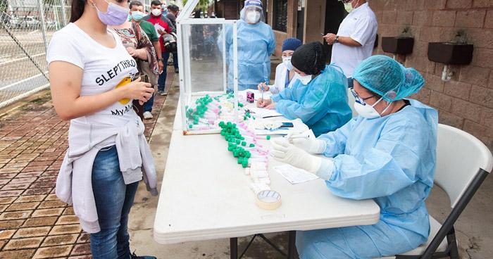 Detectan 79 nuevos casos de COVID-19 en el último día en El Salvador