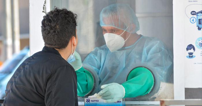 Salud confirma 14 decesos por COVID-19 en las últimas 24 horas