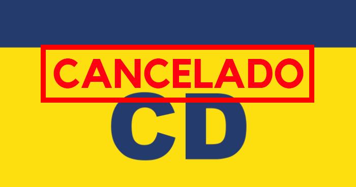El Tribunal Supremo Electoral cancela el partido Cambio Democratico (CD)