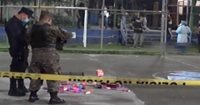 Asesinan a joven de 17 años en centro urbano de San Salvador
