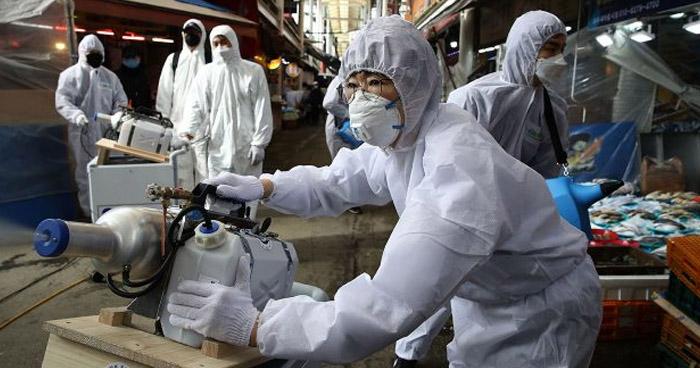 El mundo supera los 103 millones de contagios confirmados de COVID-19